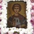Η Εορτή του Αγίου μεγαλομάρτυρος Γεωργίου στους ομώνυμους Ι.Ν. στα Άνω Λιόσια και στους Θρακομακεδόνες