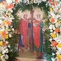 Η εορτή των Αγίων Κωνσταντίνου και Ελένης στον Ασπρόπυργο