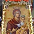 Ο εορτασμός της Παναγίας Οδηγήτριας στο ομώνυμο Ιερό Ησυχαστήριο Αχαρνών