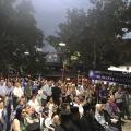 Δεύτερο συλλαλητήριο για τη Μακεδονία στη Θήβα