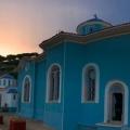 Η εορτή του Αγίου Αθανασίου του Αθωνίτου στη Μονή των Αγίων Πατέρων Χίου