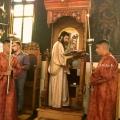 Κυριακή Η' Ματθαίου στον Καθεδρικό Ι.Ν. Αγίου Νικολάου Αχαρνών