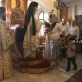 Κυριακή Αγίων Πατέρων Δ' Οικουμενικής Συνόδου στην Υπαπαντή Μαρκοπούλου