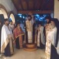 Ο Εορτασμός της Αγίας Μεγαλομάρτυρος Μαρίνης στην ομώνυμη Ιερά Μονή Κερατέας