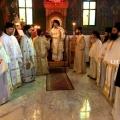 Η εορτή του Αγίου Παντελεήμωνος στον Καθεδρικό