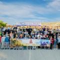 Ολοκλήρωση της κατασκηνωτικής περιόδου της ομάδας των αγοριών των Παιδικών Κατασκηνώσεων το «Περιβόλι της Σουμελά» 2018