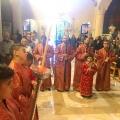 Κυριακή προ της Υψώσεως στον Καθεδρικό και Αγιασμός για την έναρξη των Κατηχητικών
