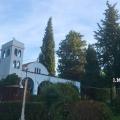 Α' Κυριακή Λουκά στη πανηγυρίζουσα Ιερά Μονή Παναγίας Μυρτιδιωτίσσης στη Σταμάτα Αττικής