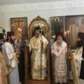 Κυριακή των Αγίων πατέρων της Ζ' Οικουμενικής Συνόδου στην Αγία Ματρώνα Χίου