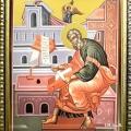 Η Εορτή του Ευαγγελιστού Ματθαίου στον Άγιο Κωνσταντίνο Ασπροπύργου