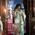 Τεσσαρακονθήμερο μνημόσυνο της μητρός του  π. Τιμοθέου Βλάχου στην Ευαγγελίστρια Χαλκίδος