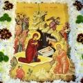 Η εορτή των Χριστουγέννων στον Καθεδρικό