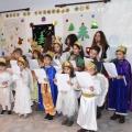 Η Χριστουγεννιάτικη εκδήλωση του Κατηχητικού του Ι. Ν. Αγ. Ματρώνης Χίου.