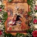 Μεθέορτος Εσπερινός Χριστουγέννων στον Άγιο Ελευθέριο Ασπροπύργου