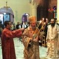 Απόδοσις των Θεοφανείων στον Καθεδρικό