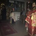 Η εορτή του Αγίου Παρθενίου στο Ιερό Ησυχαστήριο Παναγίας Οδηγητρίας Αχαρνών
