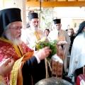 Σάββατο του Πάσχα στην Ι.Μ. Αγ. Μαρίνας Κερατέας
