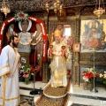 Κυριακή των Μυροφόρων στην Ιερά Μονή Παμμεγίστων Ταξιαρχών στα Νένητα Χίου