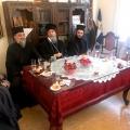 Ο Ποιμενάρχης μας επισκέφθηκε τους ιερούς ναούς Αγίας Τριάδος, Τιμίου Προδρόμου και Ευαγγελιστρίας Βοιωτίας