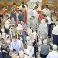 Κυριακή των Αγίων Πατέρων στον Καθεδρικό