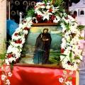 Η οφειλόμενη τιμή της Αγίας Παρασκευής στην Ιερά Μονή Αγίου Κωνσταντίνου Χίου και στο Λουτουφί Βοιωτίας