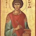 Η εορτή του Αγίου Παντελεήμωνος στον Ι.Ν. Αγ. Κωνσταντίνου Ασπροπύργου