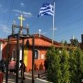 Λαμπρός ο εορτασμός των Αγίων Κωνσταντίνου και Ελένης στον Ασπρόπυργο