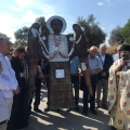 Η λιτανεία της θαυματουργού εικόνας του Αρχιστρατήγου Μιχαήλ στα Νένητα Χίου