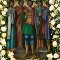 Η πανήγυρις του Αγίου Μηνά σε Ανθούσα και Βίλια