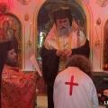 Κουρά Μεγαλόσχημης Μοναχής στη Μονή Αγίου Μάρκου Κορωπίου