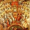 Κυριακή Αγ. Πατέρων Α´ Οικουμενικής Συνόδου στον Ιερό Ναό Αγίου Μηνά Βιλίων Αττικής